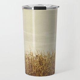 corn field Travel Mug