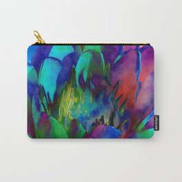 Lilly Psychedelic Carry-All Pouch