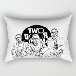 Two Door Cinema Club Rectangular Pillow