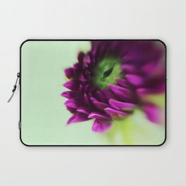 Dahlia Bud Laptop Sleeve