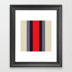 Classic Lines Framed Art Print