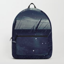 Before the storm - night Backpack
