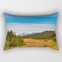 Chugach State_Park, Kenai_Peninsula, Alaska Rectangular Pillow