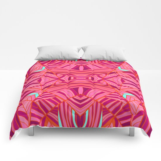 Mostly Pinks [3] Comforters