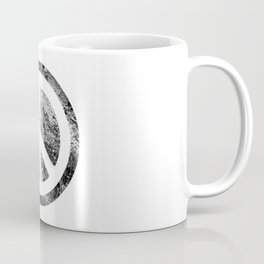 Peace Symbol-Dissd Coffee Mug