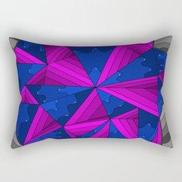 smell the colour 11 Rectangular Pillow