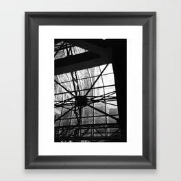 Chicago 02 Framed Art Print