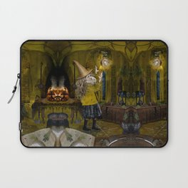 Wicked Witch of the West - full body Laptop Sleeve