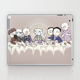 The Last Cannibal Supper Laptop & iPad Skin
