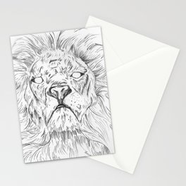 Ghost of a King Stationery Cards