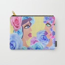 Rosa's Mirror Tale Carry-All Pouch