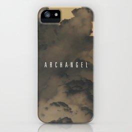 ARCHANGEL iPhone Case