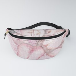 Pink Lily Fanny Pack