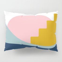 Desert Sun Pillow Sham