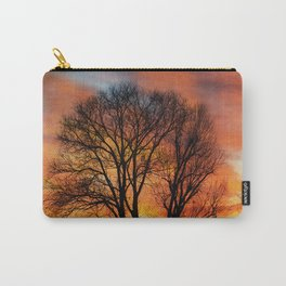 TRACERY Carry-All Pouch