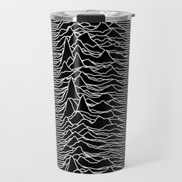 Joy Division - Unknown Pleasures Travel Mug
