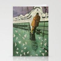 maryland Stationery Cards featuring Maryland by Nico Padayhag
