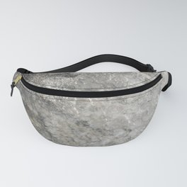 Pockets of Salt on the Rocks by the Sea 02 Fanny Pack