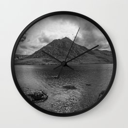 Tryfan Mountain Wall Clock