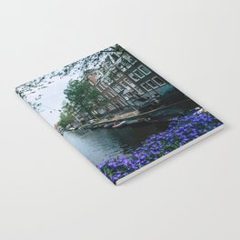 Charming Amsterdam Notebook