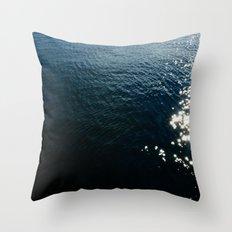Puget Sound Throw Pillow