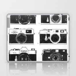 Collections - Appareil Photographiques Laptop & iPad Skin