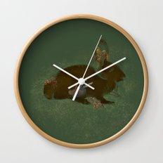 Burrow Wall Clock