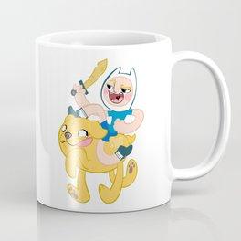 Time for some adventures! (Fionna & Cake) Coffee Mug