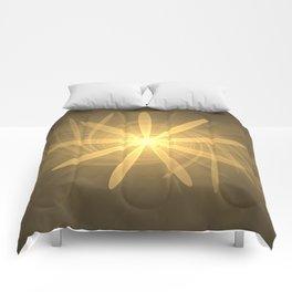 Sun Burst of Nine Comforters