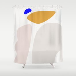 Abstract Shape Series - Arch Shower Curtain