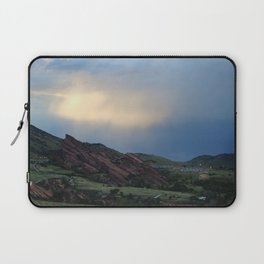Red Rocks at Dusk Laptop Sleeve