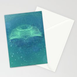 Sea Creature Stationery Cards