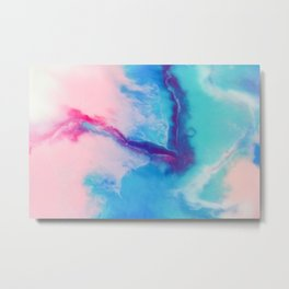 Summer Dreaming Metal Print