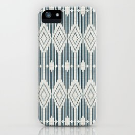 West End - Linen iPhone Case