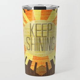 Baby Keep Shining Travel Mug