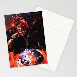 how trippie make pegasus redd world Stationery Cards