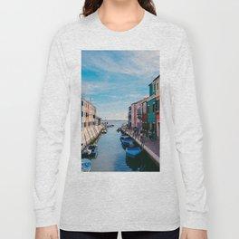 Color House Long Sleeve T-shirt