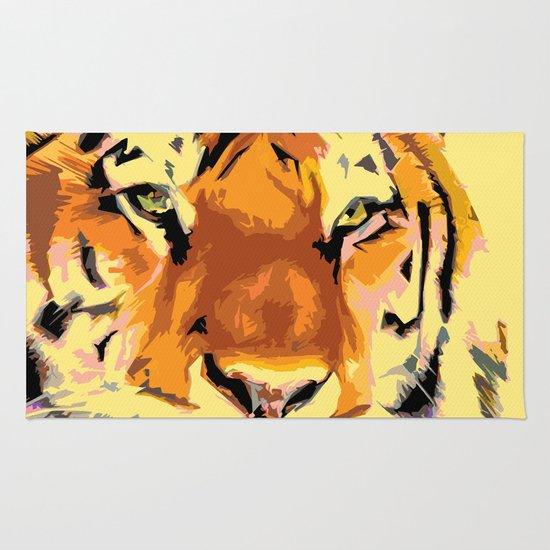 My Tiger Rug