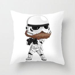Meztrooper Throw Pillow