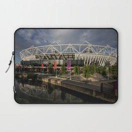 The Olympic Stadium Laptop Sleeve