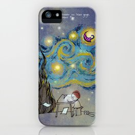 Unposted Letter -4 iPhone Case