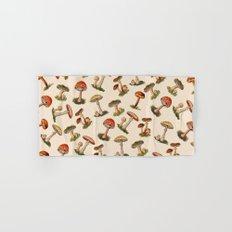 Magical Mushrooms Hand & Bath Towel