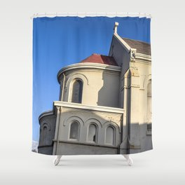 Sisters of the Holy Cross Shower Curtain