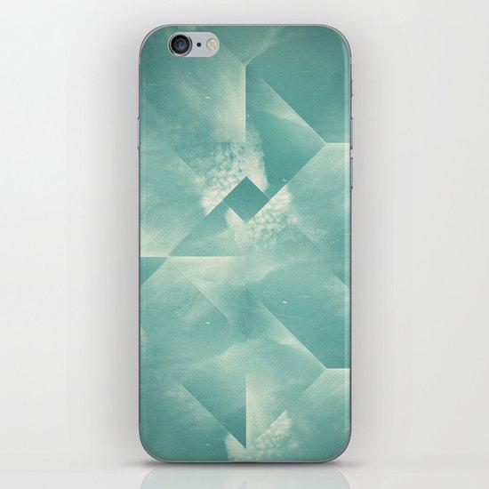 sky for walk iPhone & iPod Skin