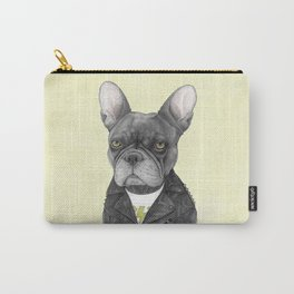 Hard Rock French Bulldog Carry-All Pouch