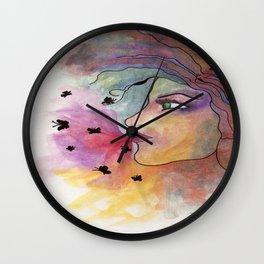 Hablando Magia Wall Clock