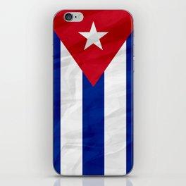 Cuba - North America Flags iPhone Skin