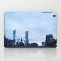 brooklyn iPad Cases featuring Brooklyn by ElectricShotgun