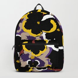 Pansy Love Backpack