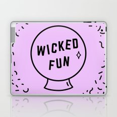 wicked fun Laptop & iPad Skin